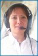 Nazgul Balmukhanova, beëdigde vertaalster in het Kazachs, Russisch, Frans en Nederlands in Brussel